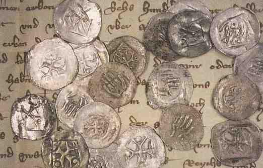 Einzelne Münzen Kurz Erklärt Vom Heller Dukaten Schilling Etc